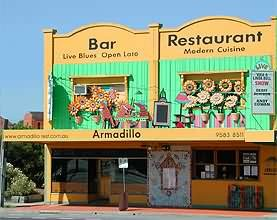 Armadillorestaurant